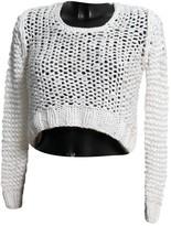 Sonia Rykiel White Cotton Knitwear for Women