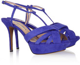 Nicholas Kirkwood Suede sandals