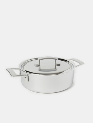 Demeyere Industry 5-Ply Stainless Steel Deep Saute Pan