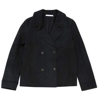 N. Non Signé / Unsigned Non Signe / Unsigned \N Black Suede Jackets