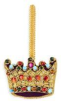 Embellished Crown Ornament