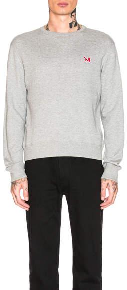 Calvin Klein French Terry Crew Neck Sweatshirt