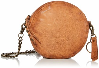 Frye Handbags Riley Leather Circle Crossbody Bag