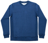 Etiquette Clothiers Washington Classic Varsity Loopback French Terry Sweatshirt