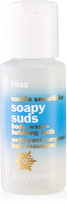 Bliss Travel Size Vanilla Snowflake Soapy Suds Body Wash + Bubble Bath