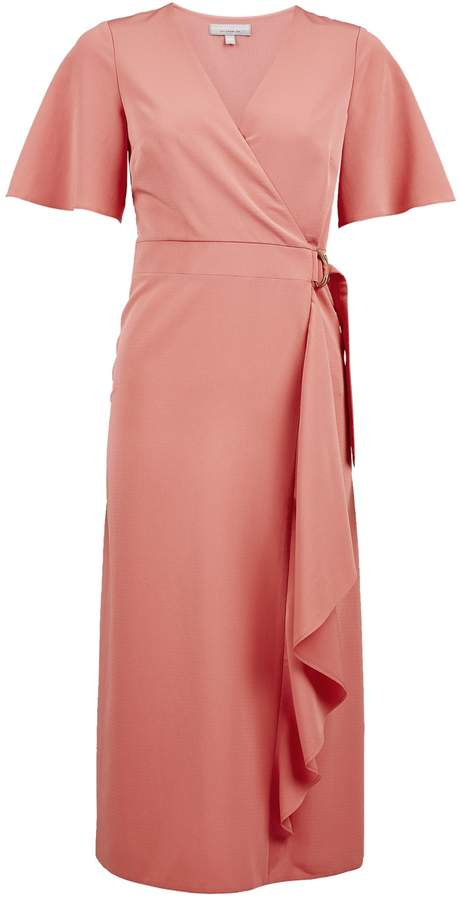 ee6b50b39e2 Dorothy Perkins Wrap Dresses - ShopStyle UK