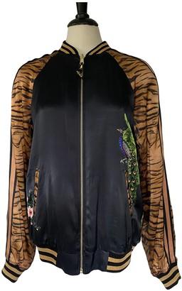 Camilla Multicolour Silk Jacket for Women