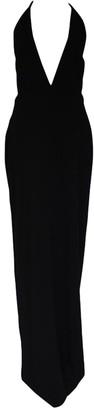 SOLACE London Black Cotton Dress for Women