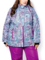 Penningtons ActiveZone Plus-Size Ski Jacket