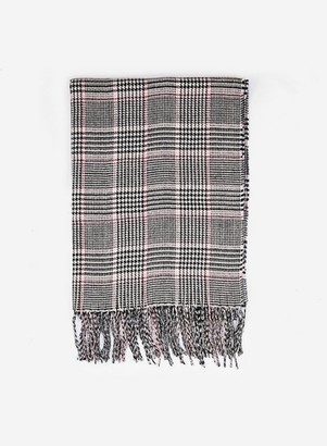 Dorothy Perkins Womens Multicolour Prince Of Wales Check Scarf