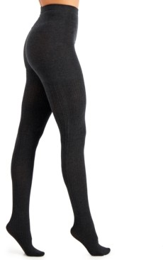 INC International Concepts Inc Sweater-Knit Tights, Created for Macy's