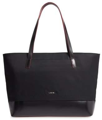 Lodis Kate - Fabia Under Lock & Key Nylon & Leather Tote