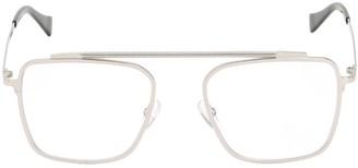 Saturnino Eyewear Shaft 1 Metal Frame Glasses