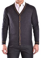 Fred Perry Men's School Tipped Cardigan