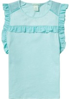 Scotch & Soda Ruffled T-Shirt