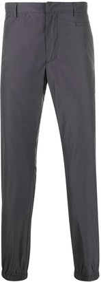 Prada Elasticated Cuffs Cropped Trousers