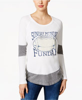 Original Retro Brand Football Funday Graphic Top