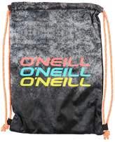 O'Neill GYM Sports bag zwart met wit