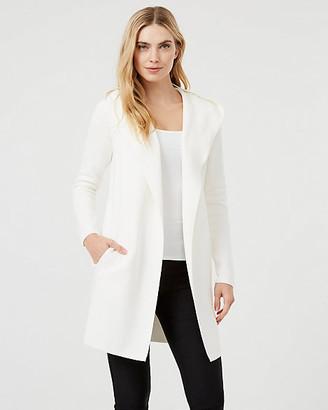 Le Château Cotton Blend Sweater Coat