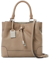 Frye Fay Small Leather Bucket Bag