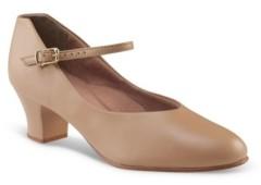 Capezio Little Girls Jr. Footlight Character Shoe