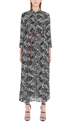 Pinko Printed Dress