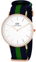 Daniel Wellington Classic Warwick Collection 0105DW Men's Analog Watch