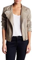 Jack Feeny Faux Leather Jacket