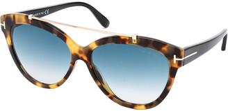 Tom Ford Women's Ft0518 58Mm Sunglasses