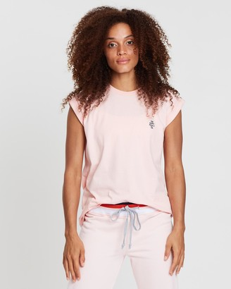 The Happy People Co. Happy Roll Sleeve Top