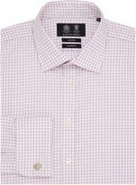 Austin Reed Austin Reed Non-iron Grid Check Shirt
