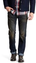 True Religion Straight Leg Flap Pocket Jean