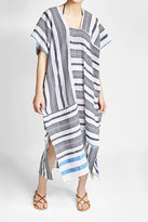 Lemlem Striped Cotton Dress