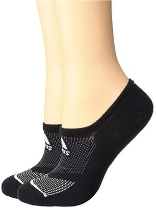 adidas Superlite Prime Mesh III Super No Show Socks 2-Pack