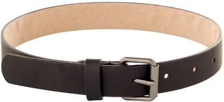 Osh Kosh Toddler Boy Black Faux-Leather Belt