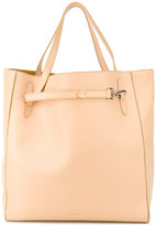 Jil Sander Transformer tote - women - Calf Leather - One Size