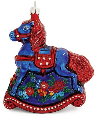 Harrods Rocking Horse Tree Decoration