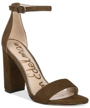 Sam Edelman Yaro Dress Sandals Women's Shoes