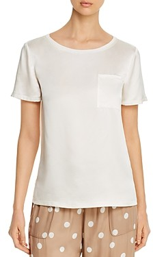 Elie Tahari Keva Short-Sleeve Shirt