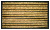 Striped Boot Scraper Doormat