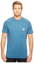 Carhartt Force Cotton Delmont Short-Sleeve T-Shirt Men's Short Sleeve Pullover