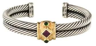 David Yurman Renaissance Double Cable Bracelet
