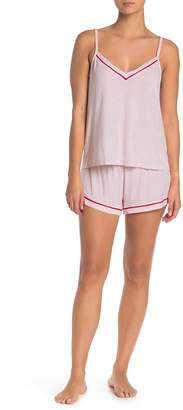 Eberjey Geo Dot Pajama Shorts