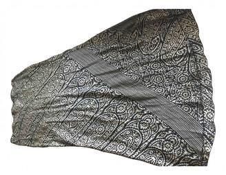 Jean Paul Gaultier Navy Viscose Skirts