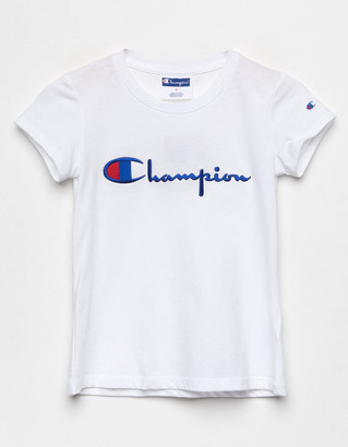 Champion Signature Girls Tee