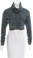 Chanel Metallic Knit Top w/ Tags