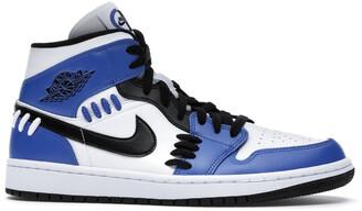 Jordan Nike 1 Mid Sisterhood Sneakers US Size 10W EU Size 42