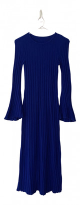 Simon Miller Blue Synthetic Dresses