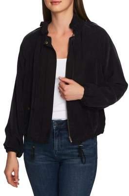 1 STATE 1.State Raglan-Sleeve Jacket