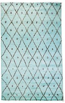 "Bloomingdale's Moroccan Collection Oriental Rug, 4'10"" x 8'2"""